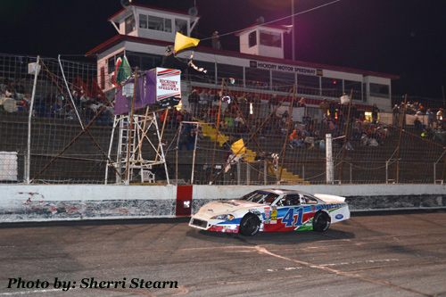 Asheville motor speedway for Roberts motors hickory nc