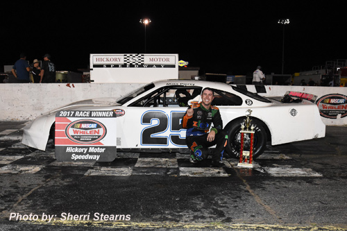August 26 th , The NASCAR Whelen All-American Series thundered back into action Saturday night at America's Most Famous Short Track for Cosmo Motors Night ...
