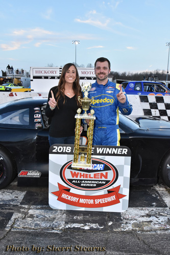 Engines roared back to life on Saturday at Hickory Motor Speedway for the Cosmo Motors Season Opener. Fans were treated to a nice field of cars, ...