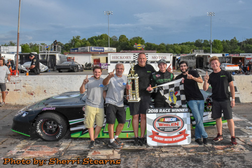 Hamilton and Herring Orthodontics Night at the Races rolled off without a hitch on Saturday night at America's Most Famous Short Track, Hickory Motor ...