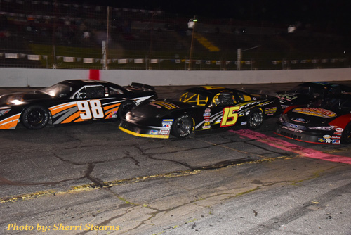3/16/19 - The 2019 Hickory Motor Speedway season would get off to a great start on Saturday night with nice weather, an infield full of race cars, ...