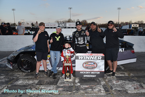 3/30/19 - After an exciting week of CARS Tour racing at Hickory Motor Speedway last week the NASCAR Whelen All-American Series roared back to life with a ...